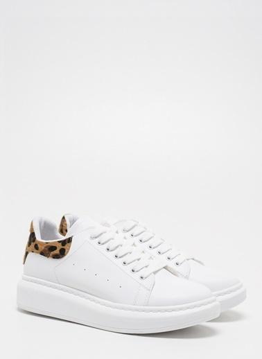 D by Divarese Casual Ayakkabı Beyaz